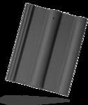 Bramac Classic břidlicově černá taška základní