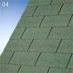 IKO  SUPERGLASS 3-TAB zelený 03 (3m2/bal)