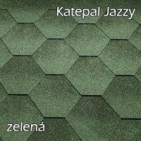 KATEPAL JAZZY zelená