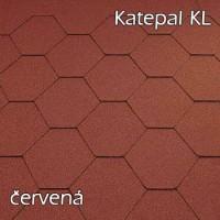 KATEPAL Classic KL červený - red