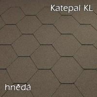 KATEPAL Classic KL hnědý - brown