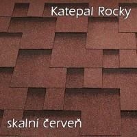 KATEPAL ROCKY skalní červeň