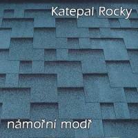 KATEPAL ROCKY námořní modř