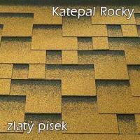 KATEPAL ROCKY zlatý písek