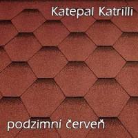 KATEPAL KATRILLI podzimní červeň
