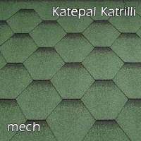 KATEPAL KATRILLI zelená barva mech