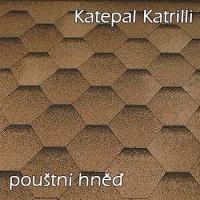 KATEPAL KATRILLI pouštní hněď