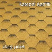 KATEPAL KATRILLI zlatý písek
