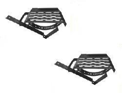 Stupínek - TS350 SET 2ks - RR33 černý
