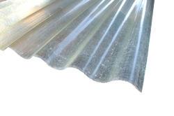 Prosvětlovací vlna B8 2500x1000mm sklolaminátová