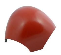 Rozbočovací hřebenáč 300x300 mm červený