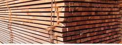 Stavební řezivo lať 6x4 cm dl.4 m mořená-O