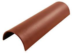 Cembrit Bet. hřebenáč kónický 400x120mm červený
