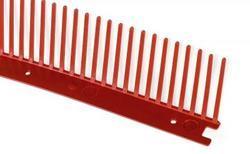 Ochranná mřížka jednoduchá 1m cihlová ERGO