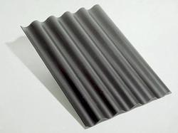 Vlnitá krytina A5 2500x918 mm přírodně šedá